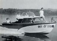 <h5>1959 - Keller Craft: The Shark Cruiser Sales Sheet</h5>