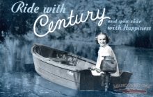 <h5>1938 Ride with Your Century and You Ride with Happiness</h5>