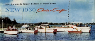 <h5>1960 Chris Craft Catalog</h5>