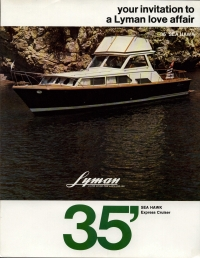 <h5>35' Sea Hawk Express Cruiser</h5>