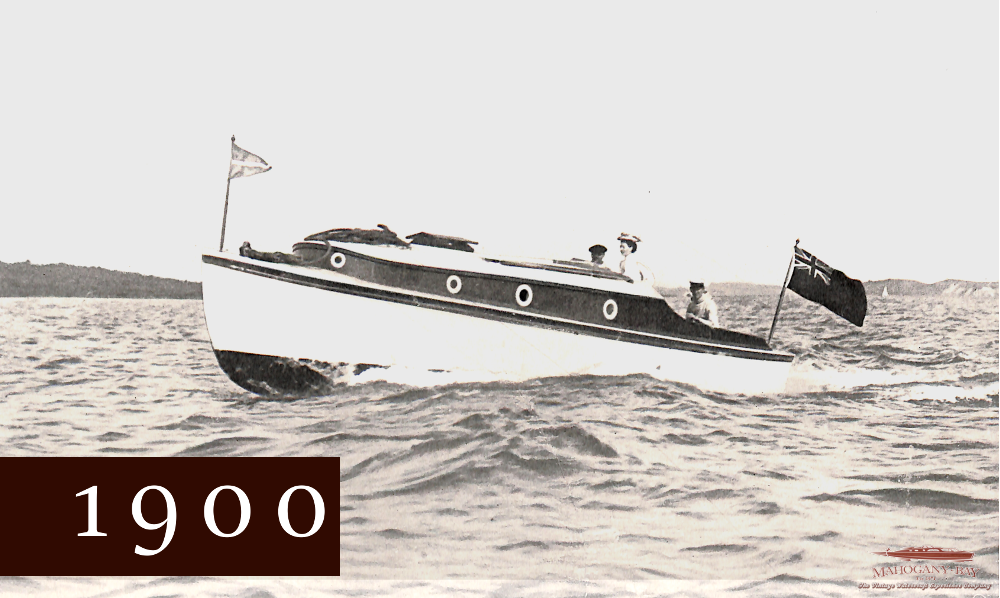 Click here to find classic boats from 1900