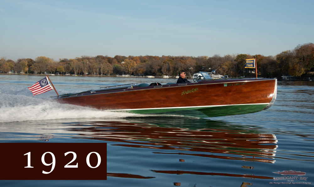 Classic Boat Inventory Classic Wooden Boats For Sale By Decade