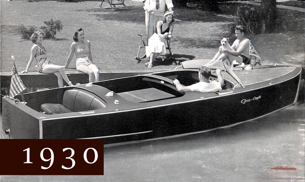 Click here to find classic boats from 1930