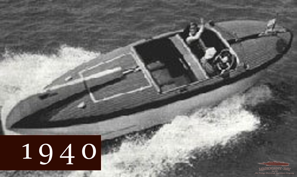 Click here to find classic boats from 1940