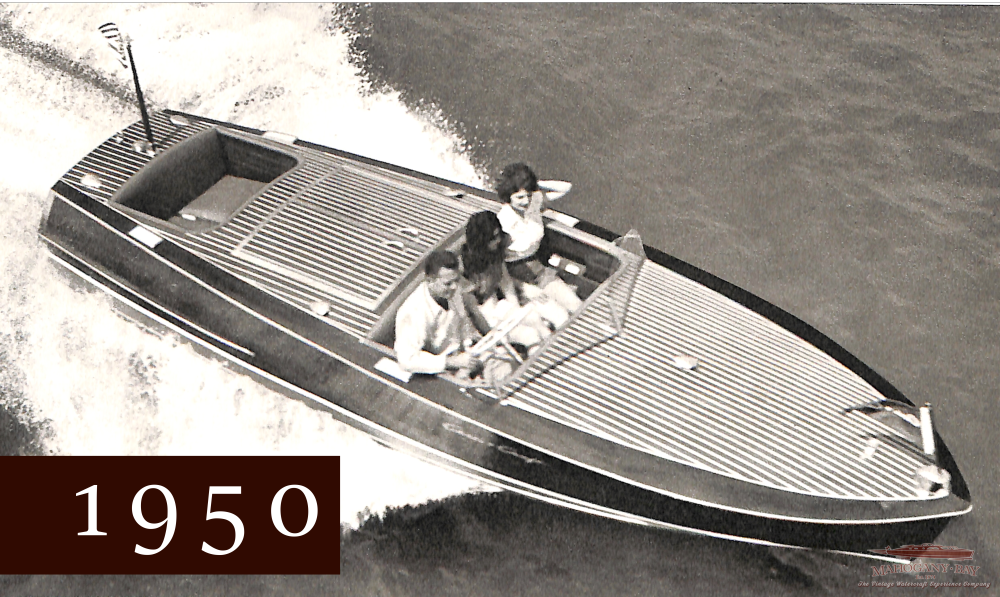 Click here to find classic boats from 1950
