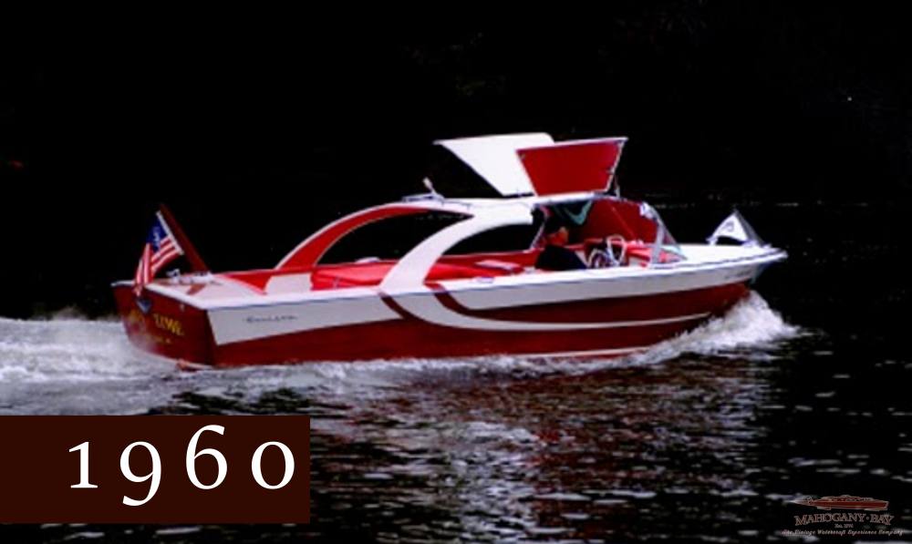 Click here to find classic boats from 1960