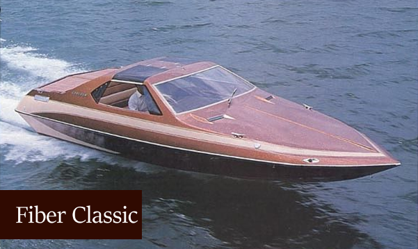 Click here to find classic boats from the Fiber Classic selection