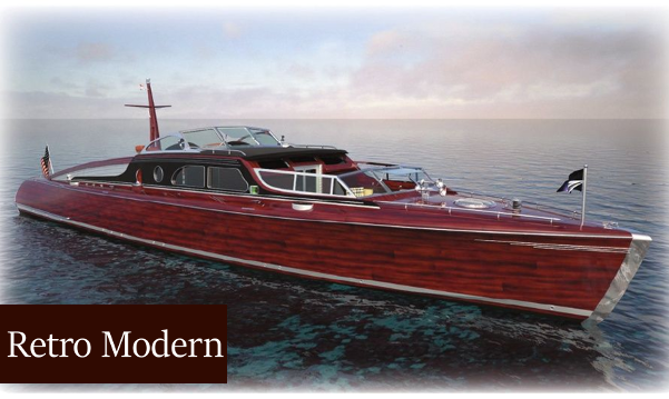 Click here to find classic boats from our Retro Modern selection