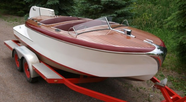 1948 Ventnor Finned Boattail Custom 19' Main1