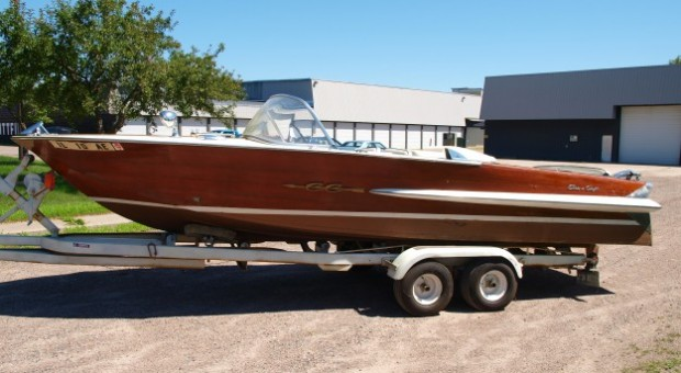 1962 Chris Craft Holiday 20' Main 1