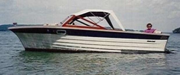 1990 Skiff Craft X220 22' Main 1