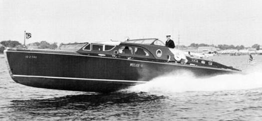 Posh Mahogany Bay Classic Boats John Hacker Boat Designer 2