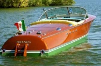 Piranha. The Stuff of Legend